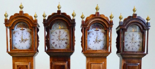 small-time miniature clocks
