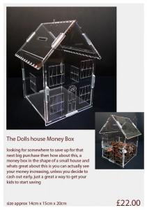 acrylic-house-shaped-money-box