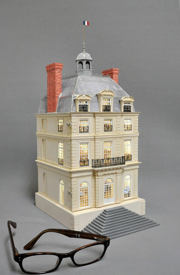 mini chateau 1/48th