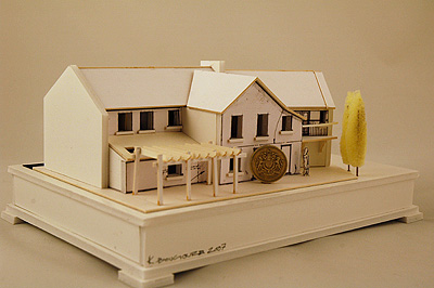 Architectural Models Small Time Miniatures