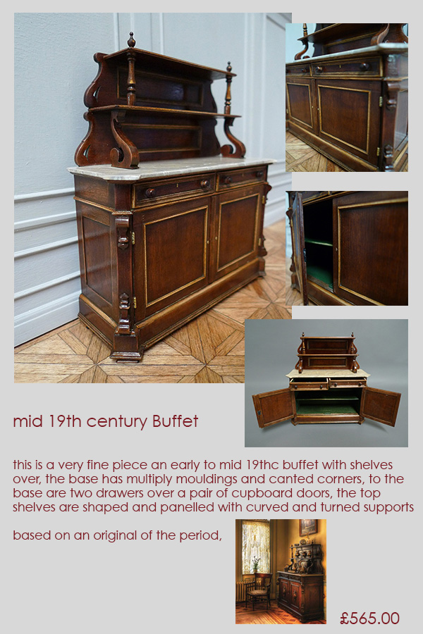 Small Time Galleries Showing 1  12th Scale Miniature Furniture