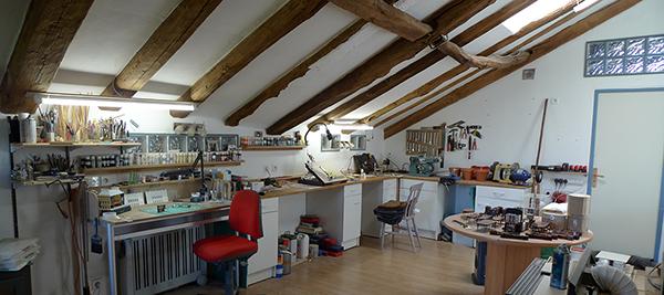 New workshop